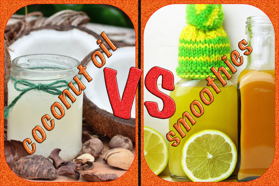 Side Effects Of Coconut Oil In Fruit Smoothies - Healthy Home Guide
